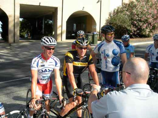 Fatboys and Lance 2009
